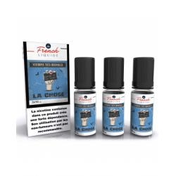 French Liquide La Chose 3X10ml