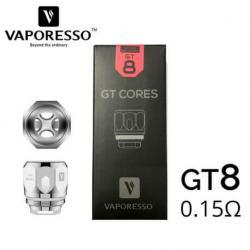 Vaporesso: NRG GT8 CORE 0.15ohm