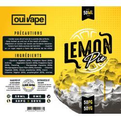 Lemon Pie 50 ML