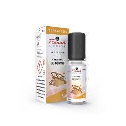 Caramel au beurre French Liquide 10ml