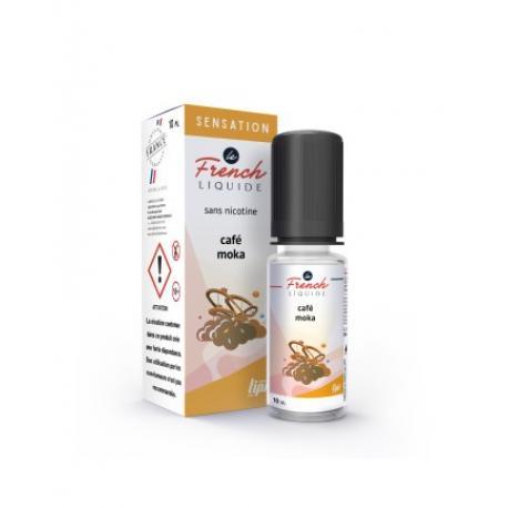 Café Moka French Liquide 10ml
