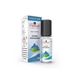 Menthe Chlorophylle French Liquide 10ml