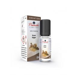 Brun léger French liquide 10ml