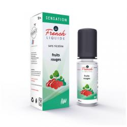 Fruits rouges French Liquide 10ml