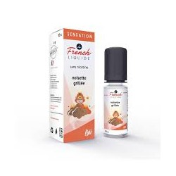 Noisette Grillée French Liquide 10ml