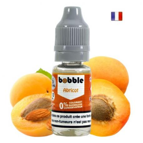 Bobble Abricot 10ml