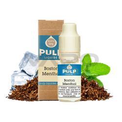 Pulp Boston Menthol 10ml